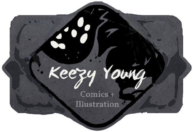 Keezy Young - Comics + Illustration